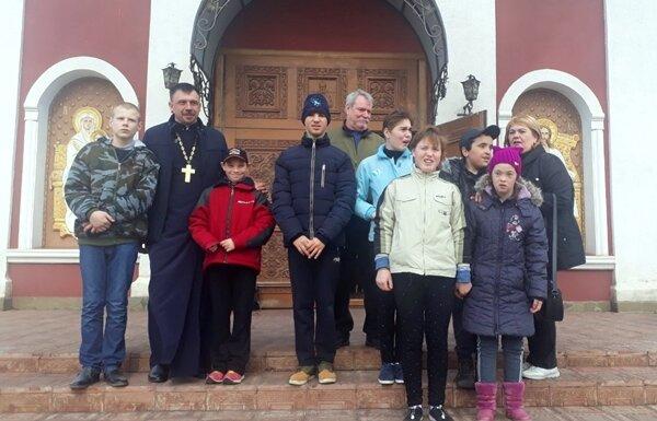 В Криворожской епархии УПЦ совершилось чудо исцеления ребенка-аутиста
