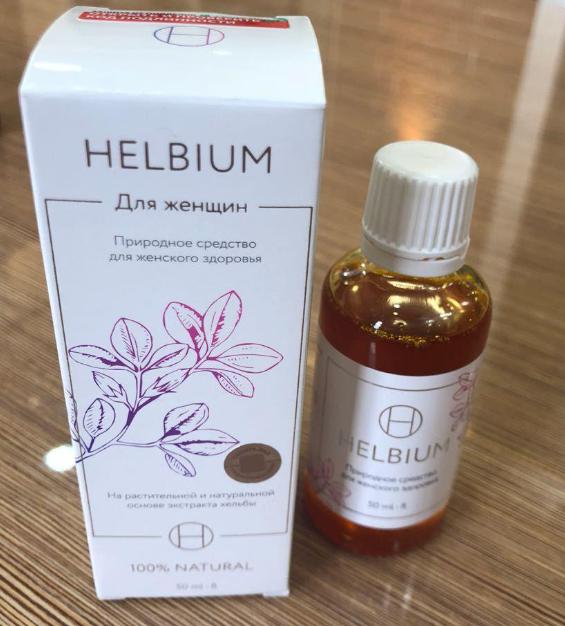 Helbium для женского здоровья в Актобе