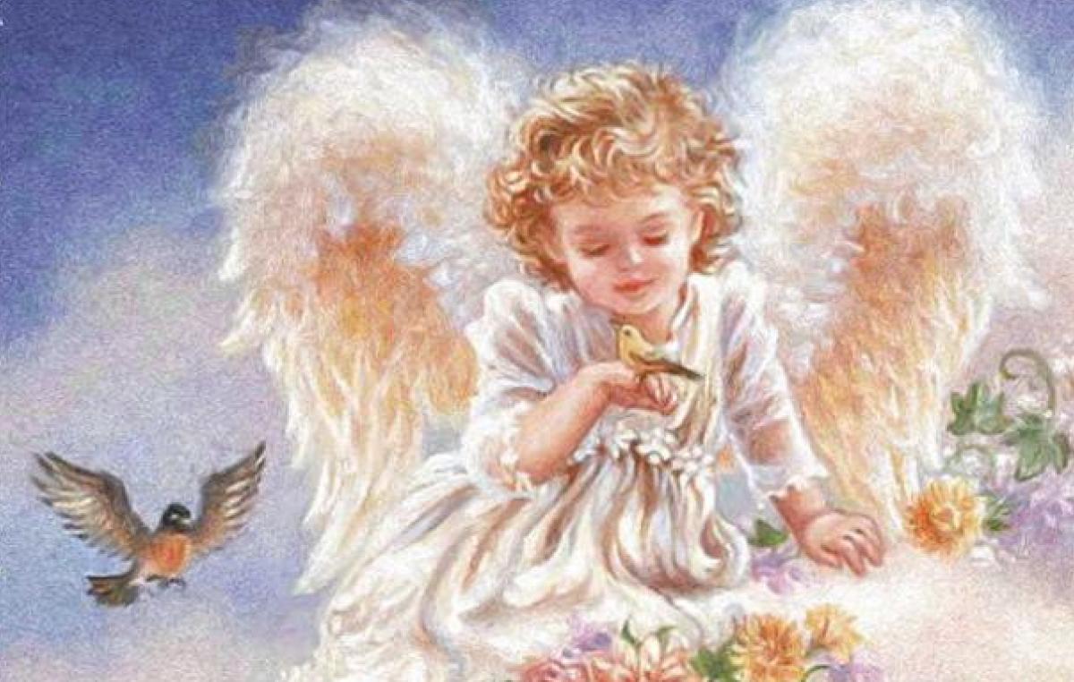 Февраля своими, открытки с ангелом хранителем для детей
