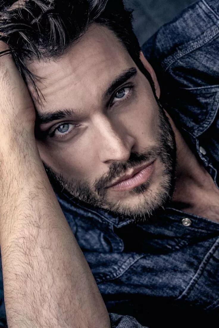 Фото русских моделей мужчин