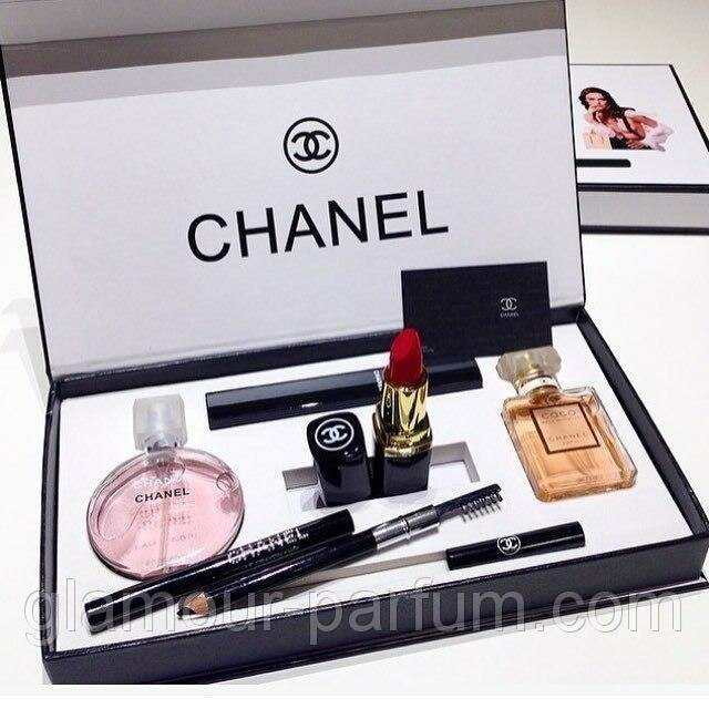 6a13bc5ae35b Набор 5 в 1 от Chanel в Ташкенте.  Шанельшанс on Официальный сайт 📌 http