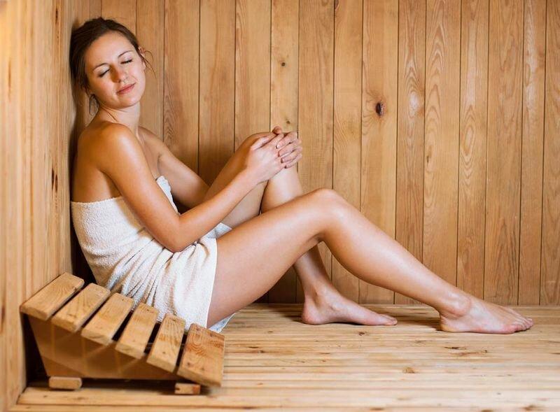 общественная баня молодые девушки самостоятельно