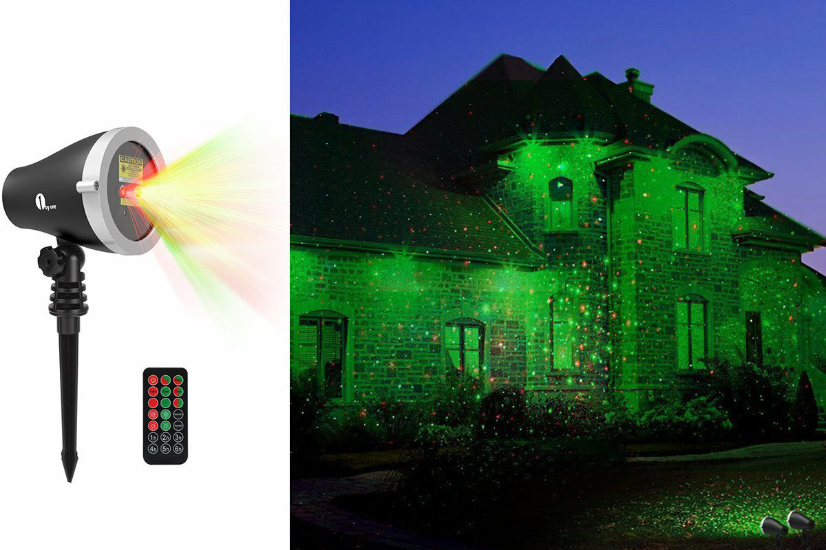 новогодние лазерные проекторы с картинками погоне красотой отстают