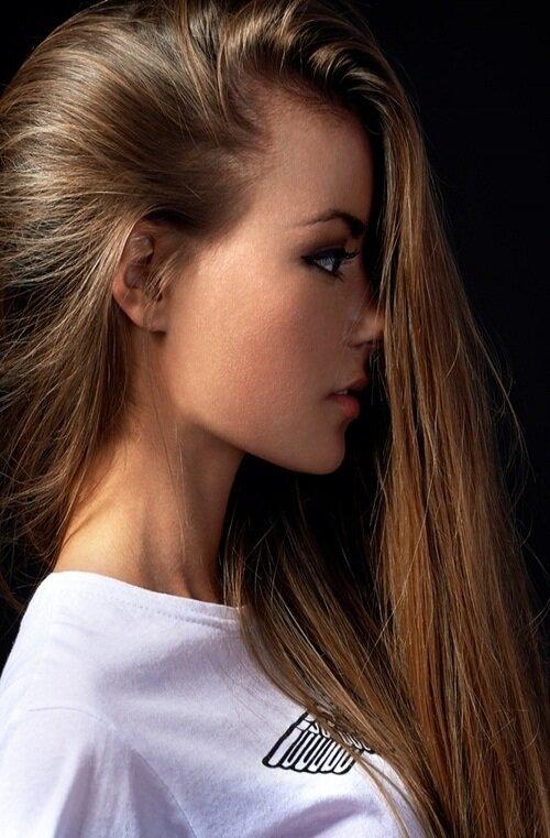 Красивые девушки русые картинки