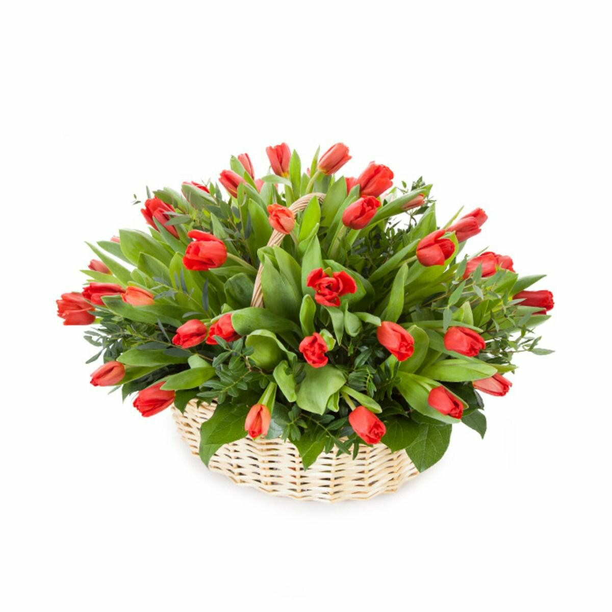 Цветов, букеты к 8 марта на заказ в спб