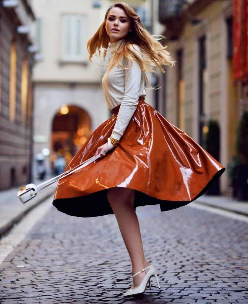 Модные и стильные картинки с одеждой