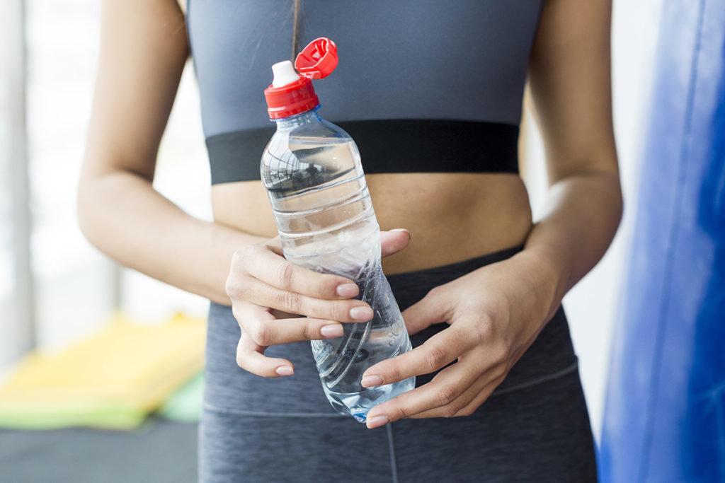 Способствует вода похудению фото