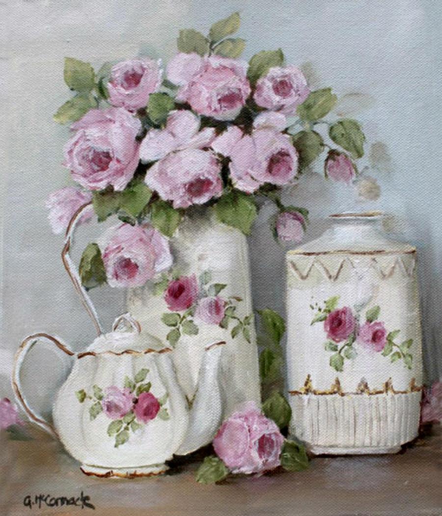 цветы для декупажа фото приспособления