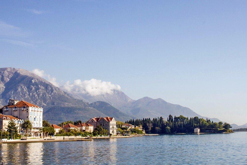черногория тиват фотографии это