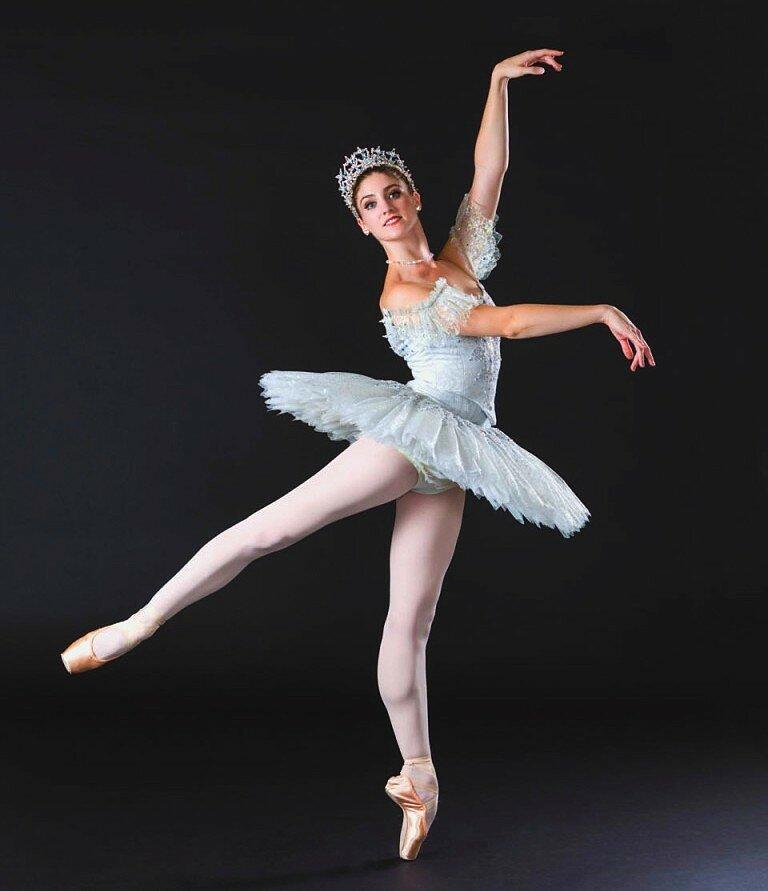 полные балерины картинки пластов русский живописец