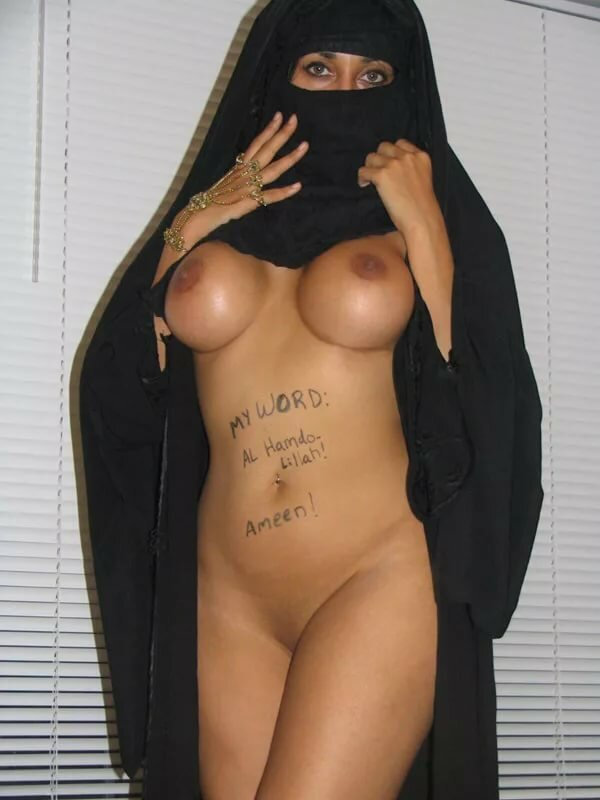Arab girls in nudes — photo 5