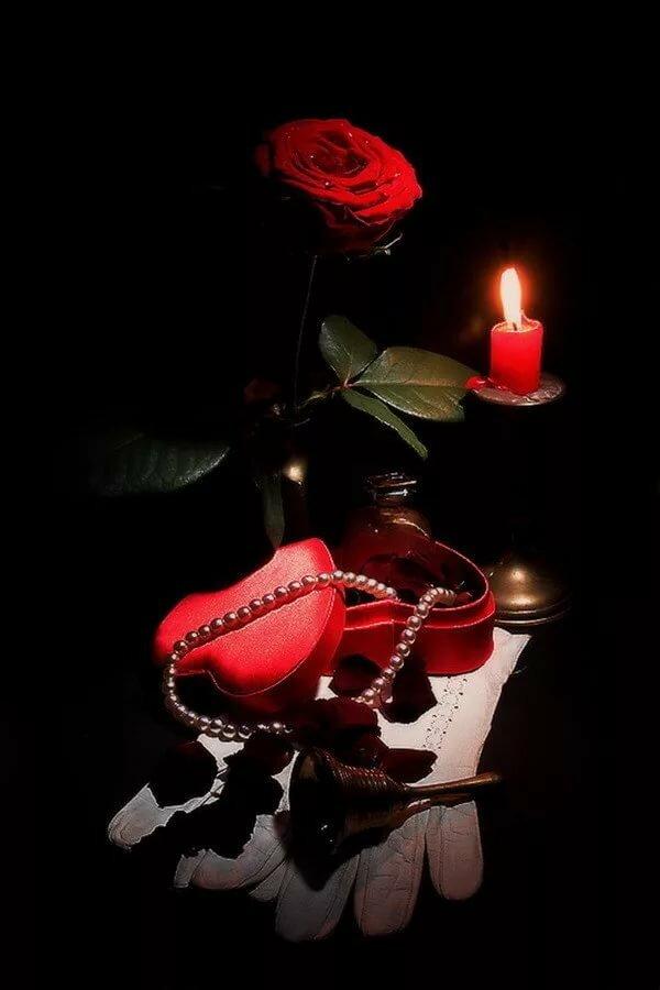 Коне белэн, картинки спокойной ночи с розами в снегу