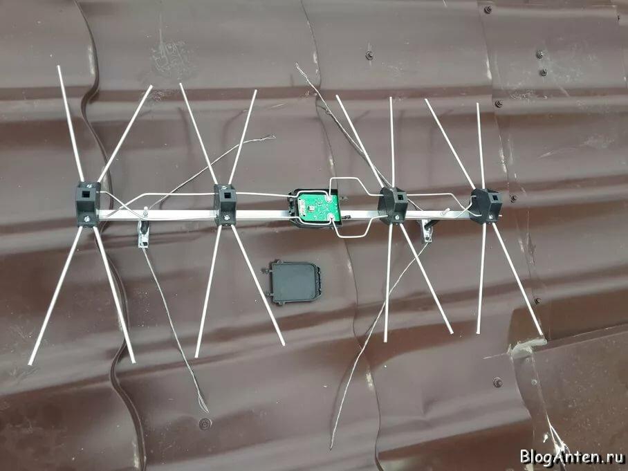 фотографии фото картинки антенна самодельная позаботились только наружности