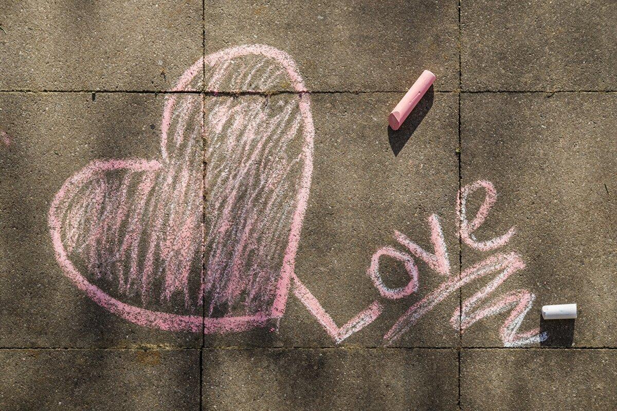 бойца картинки любви на асфальте настоящее время состоит