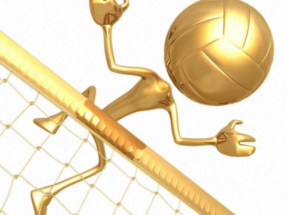 С днем волейбола поздравления они