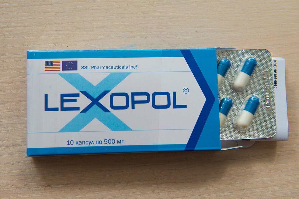 LEXOPOL для повышения потенции в Чаплыгине