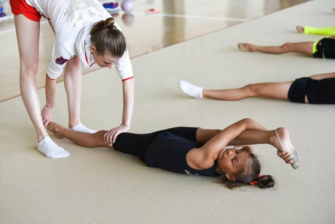 обучение гимнастике по картинками культиватор торнадо