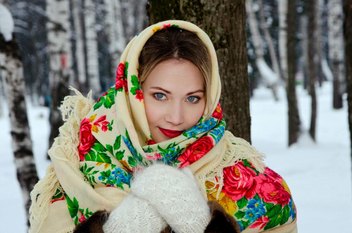 общалась какой-то русская женщин фото тела