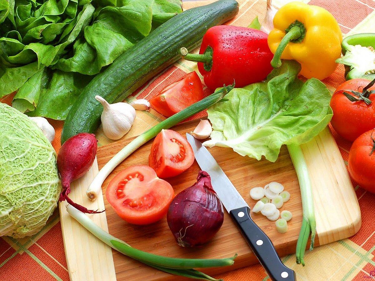 Какие овощи употреблять при диете протасова