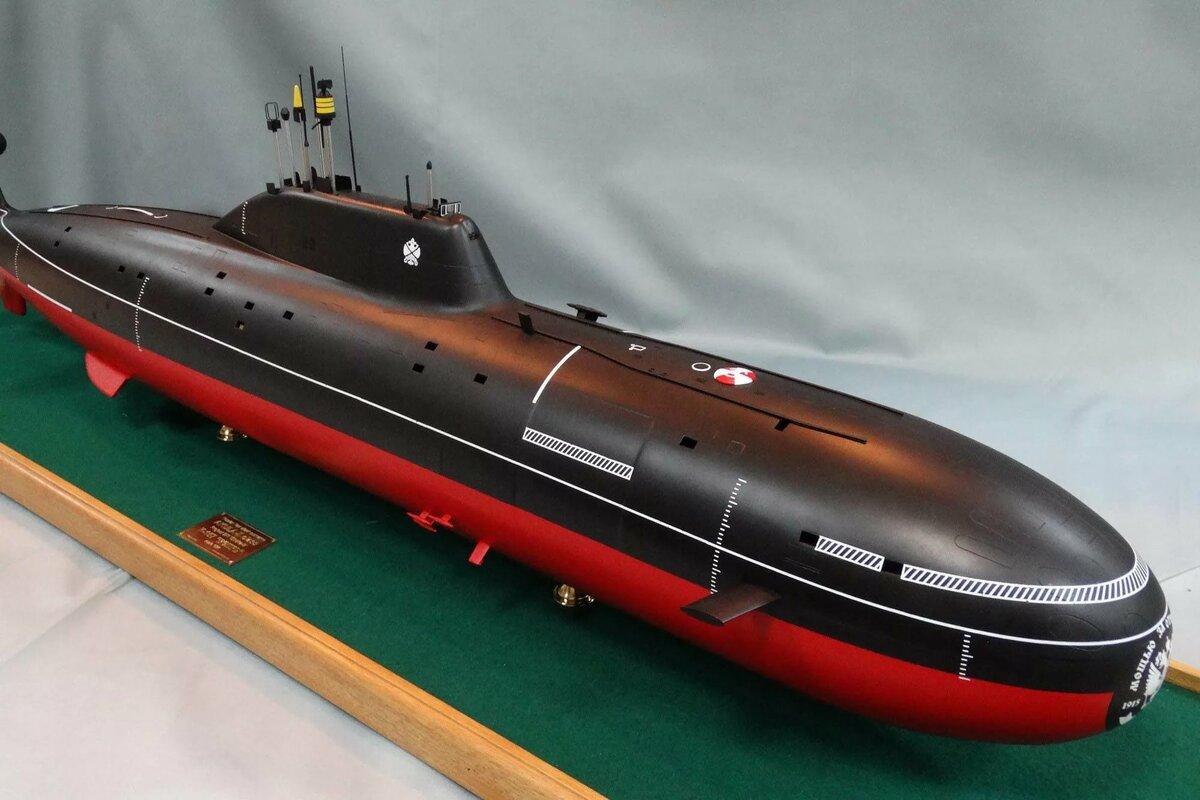 Картинка проект подводной лодки