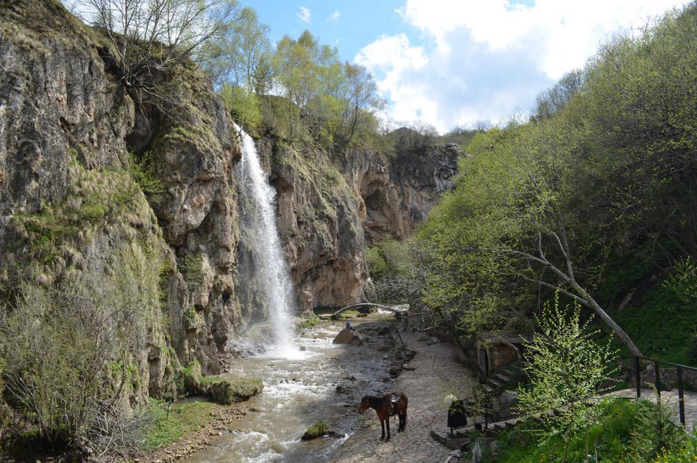 Куаго водопады фото