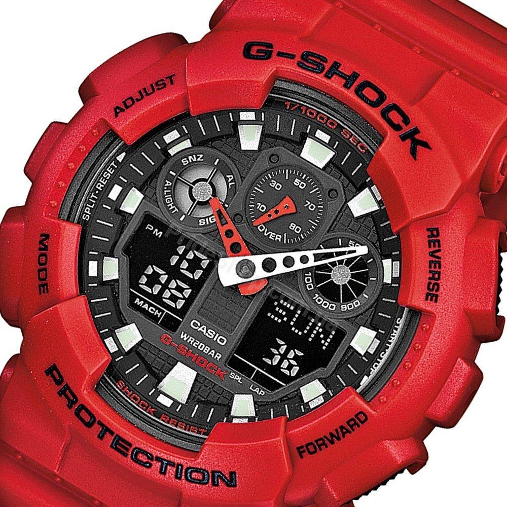 Как настроить часы g shock китай