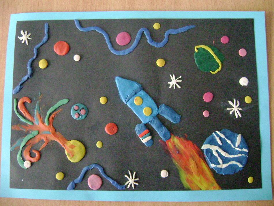 Картинки средняя группа космос, надписью маме день