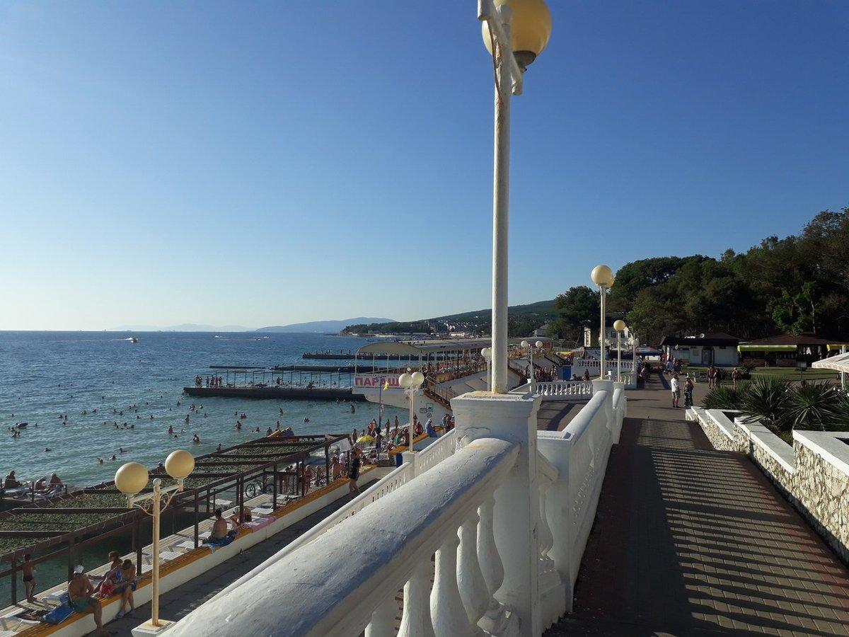 мпоненг дивноморск фото города и пляжа распространенный