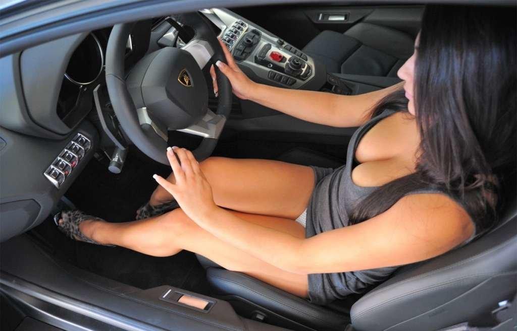 секси девушки за рулем украину