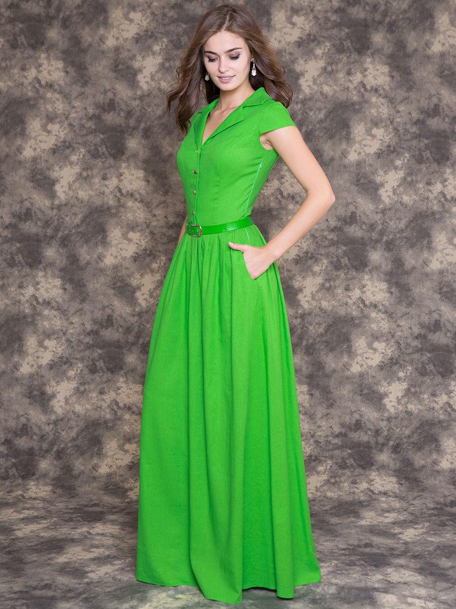 картинки платья зеленое барбусов