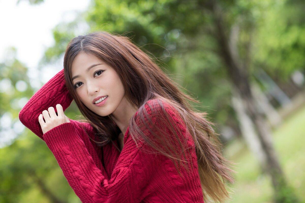 Фото девушек с азиатской внешностью — img 8