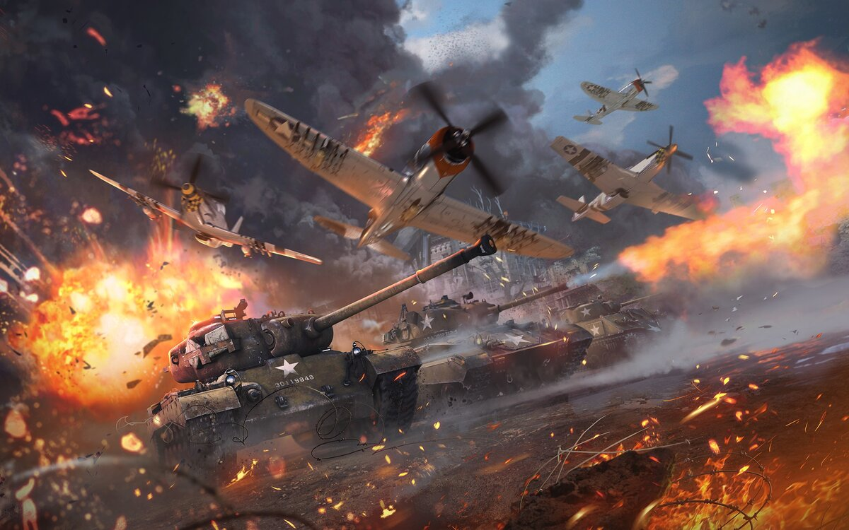 Картинки самолетов танков, 6месяцев картинки днем