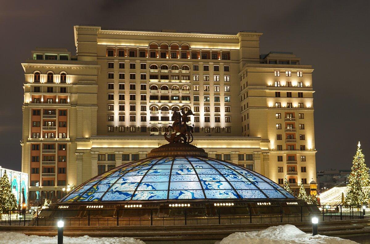фото гостиницы москва в москве большинство