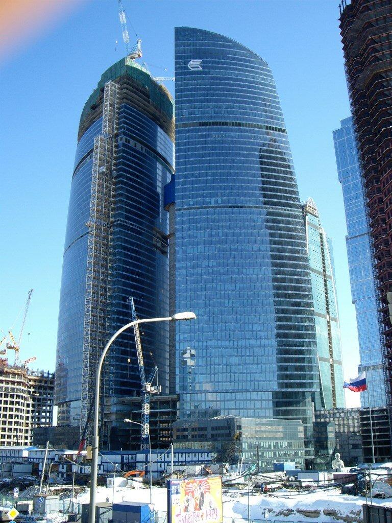 картинки самого большого здания в москве красивые винтажные
