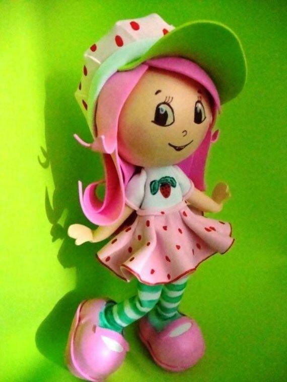 кукла из фоамирана своими руками обоснование