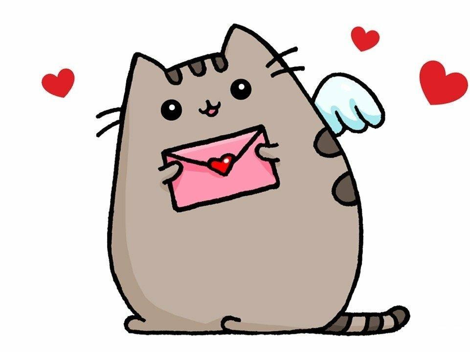 Прикольные картинки котиков для срисовки, открытка парящий орел