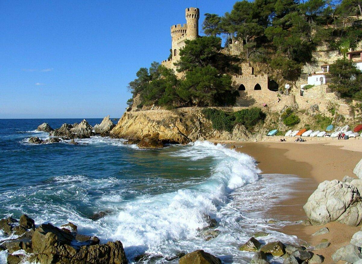 Фото на пляже в испании, На испанском пляже это делать можно (фото) 13 фотография