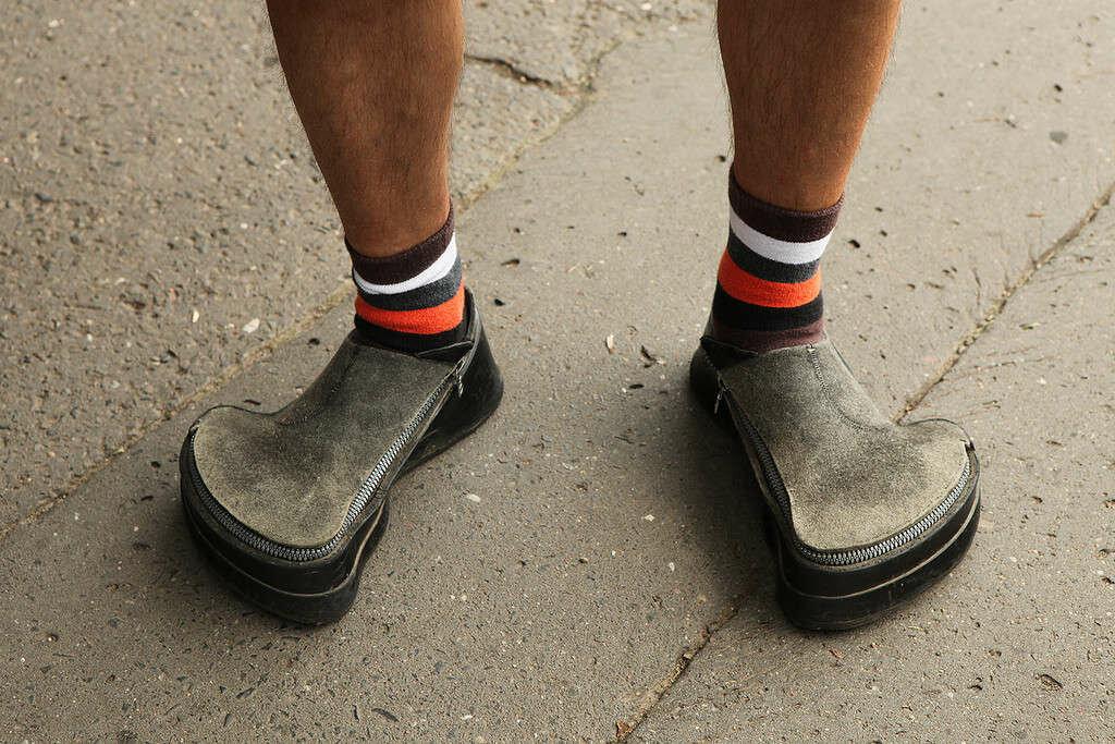 Мужская обувь смешные картинки