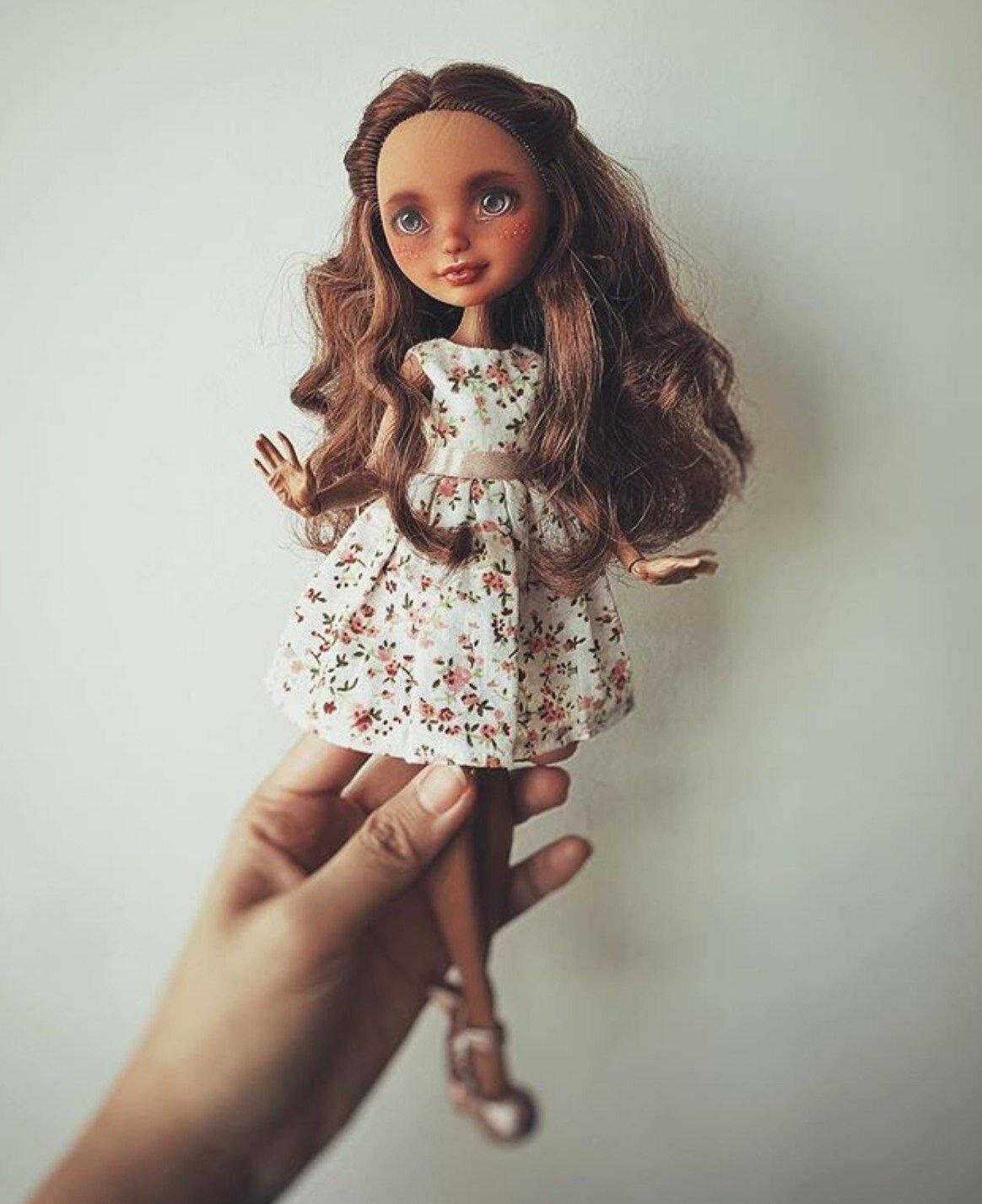 Фото куклы ооак эвер афтер хай