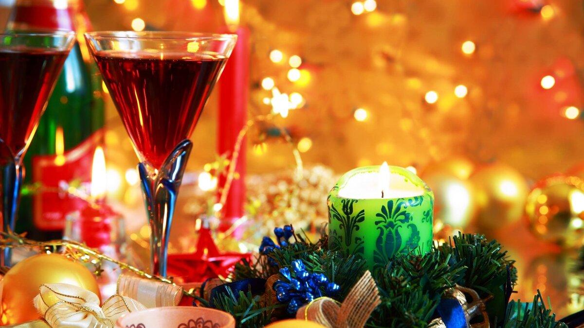 Картинки для рабочего стола новогодние