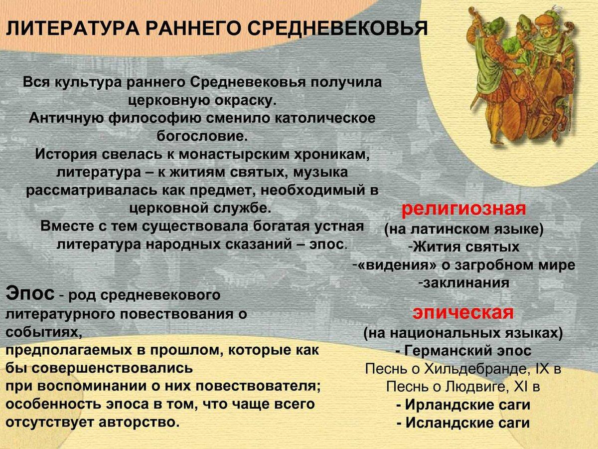 люпин постер по истории литература в средние века частных