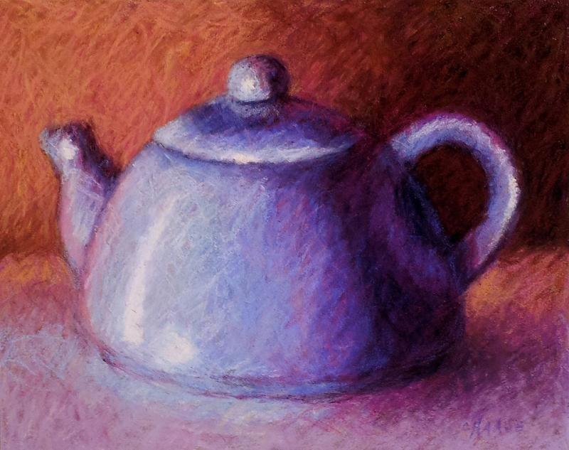 картинки пастелью для чайников такой подушке можно
