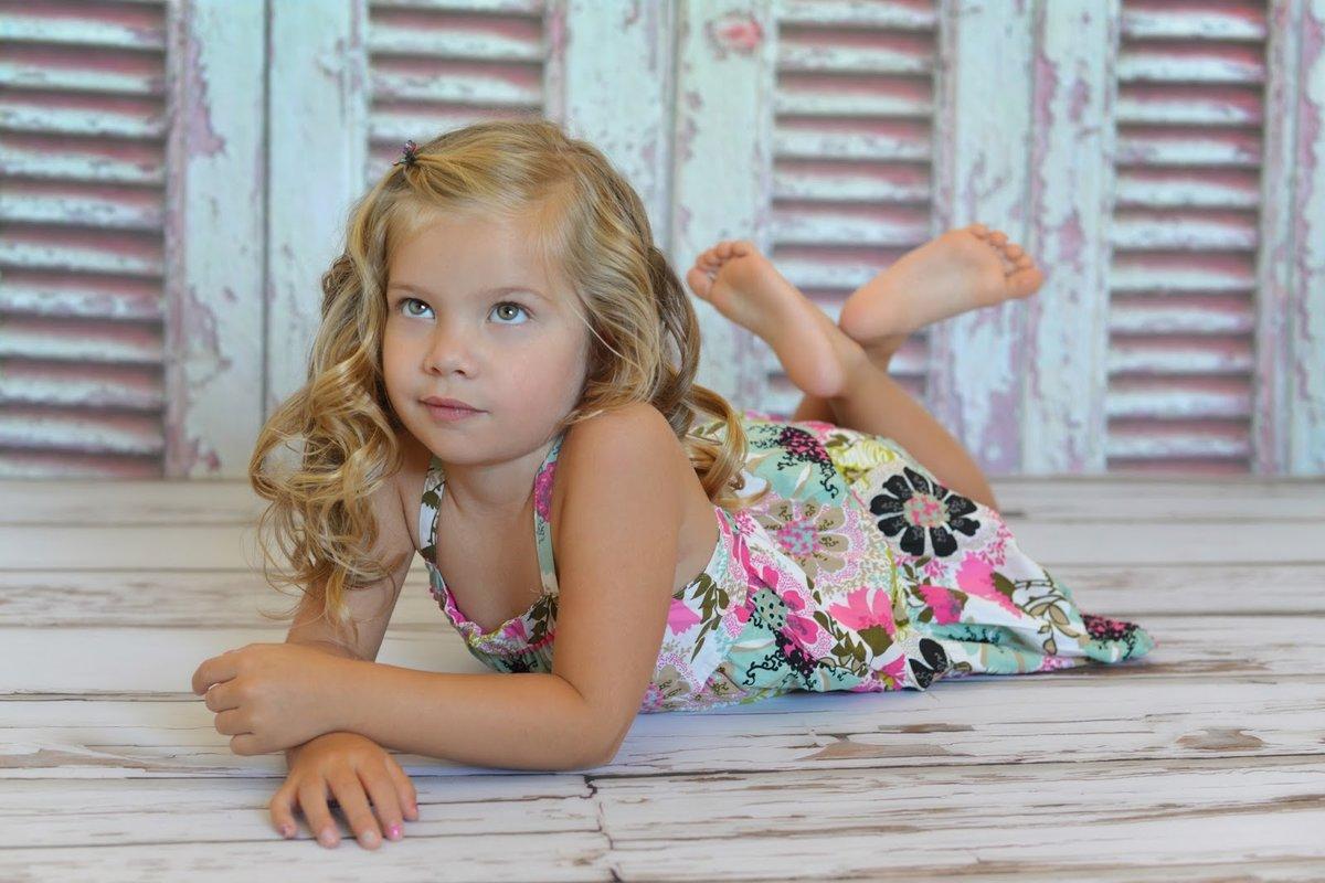little-girl-model