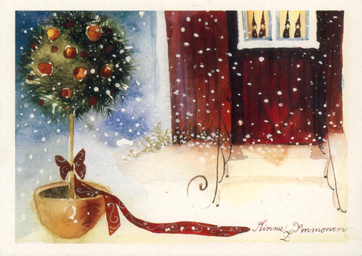 Боль, открытки с новым годом и рождеством нарисованные