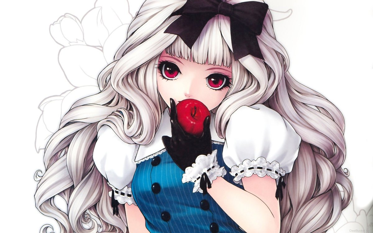 Картинки аниме картинки девушек