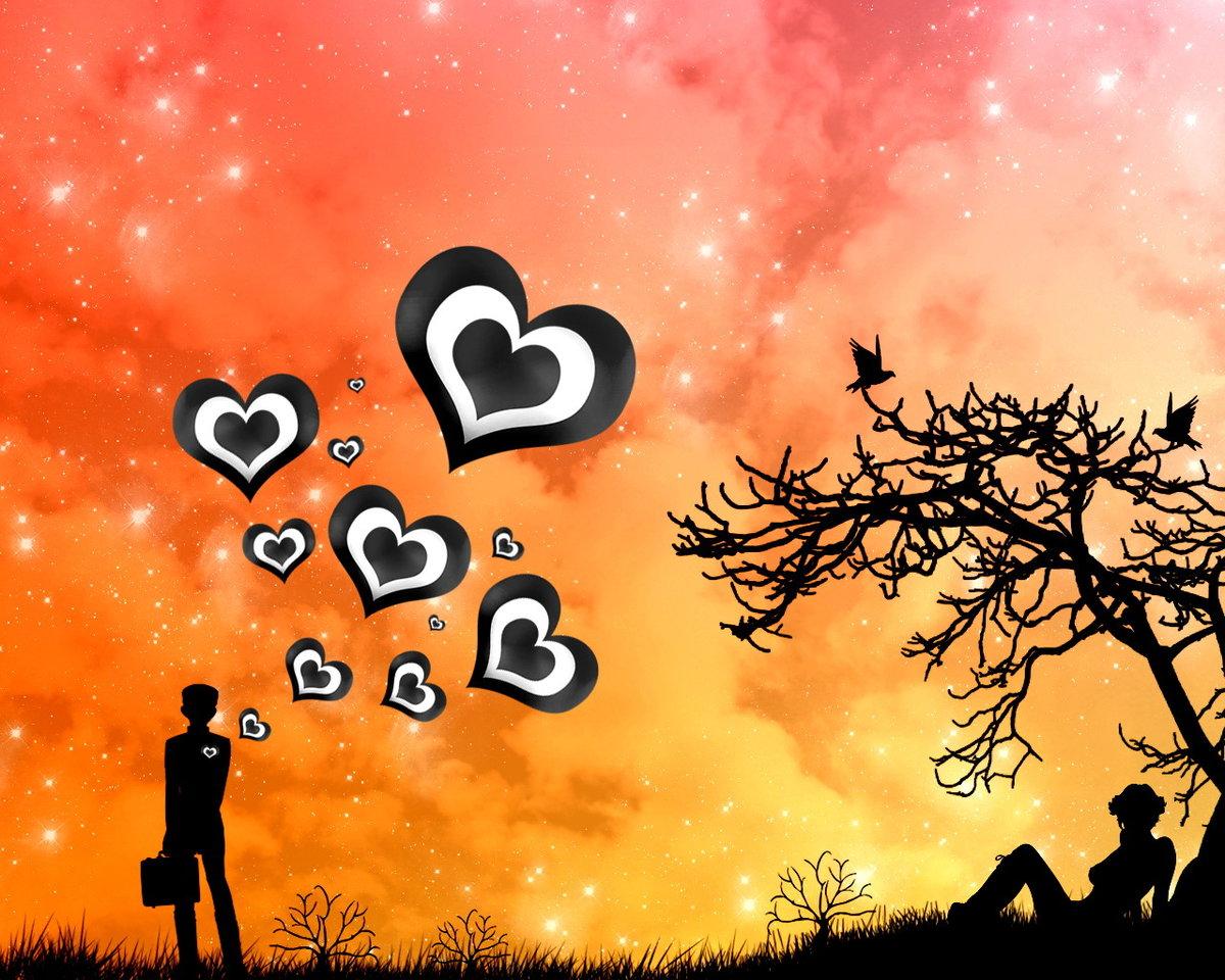 Классные картинки с надписями о любви, открытка петухом