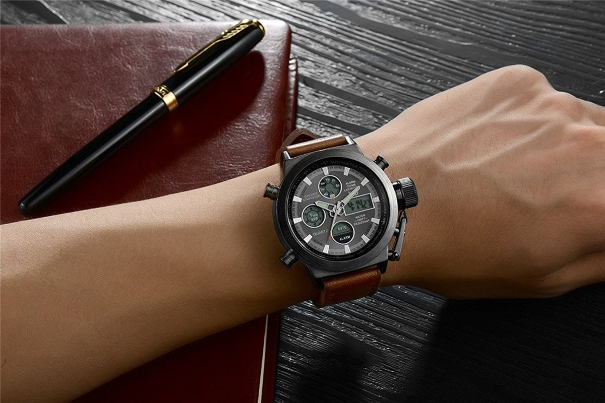 Оригинальные наручные часы amst - новинка года и хит продаж.