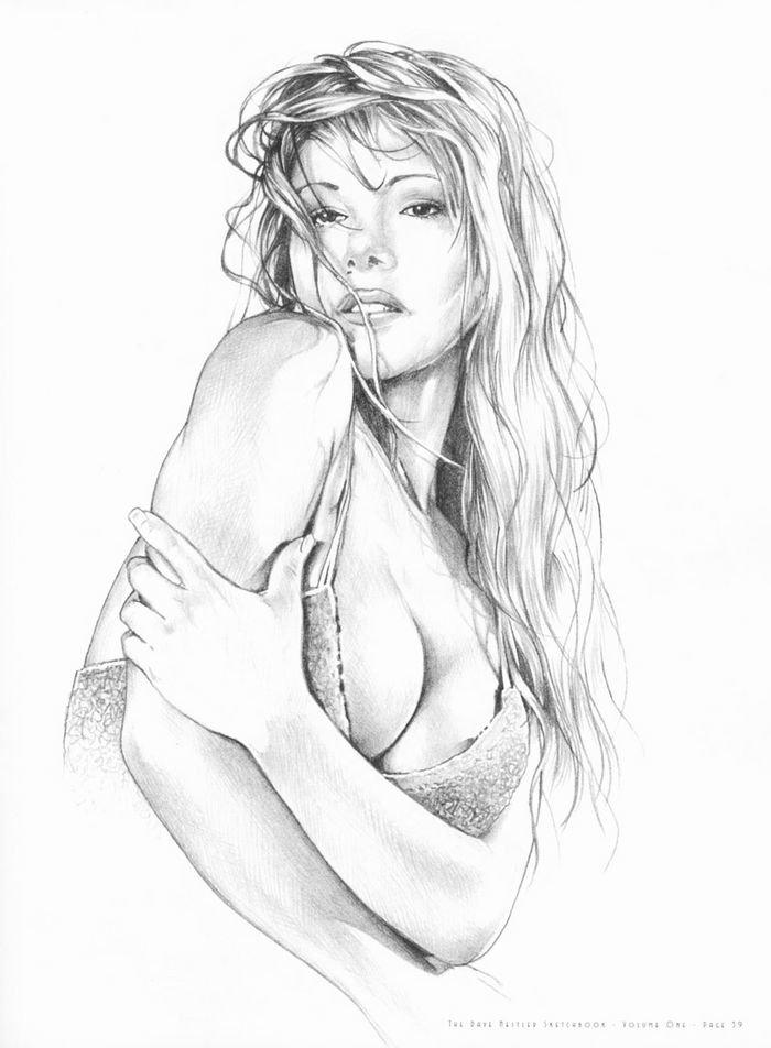 Drawing topless girls, sexy asain anal