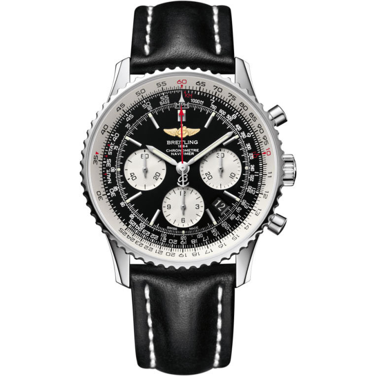 Mpn: a breitling windrider wings automatic a wrist watch for men.