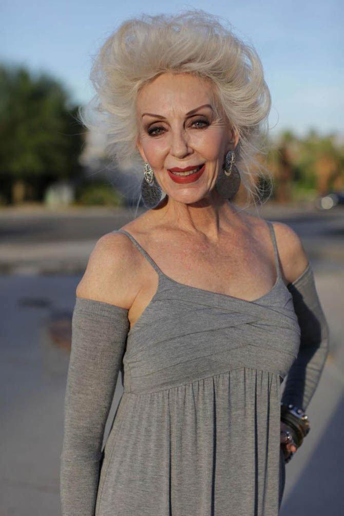 Фото пожилые блондинки — pic 13